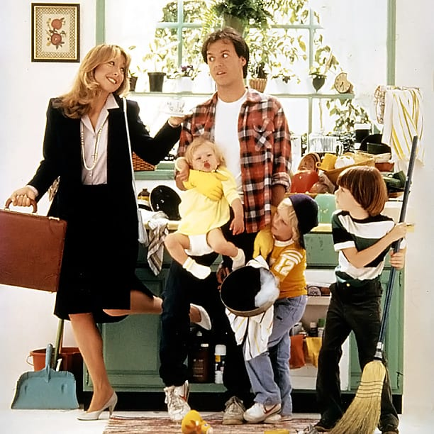 MR. MOM Gets the Reboot as a Digital Series - '80s Movie Guide