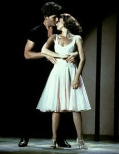 dirty dancing jennifer grey patrick swayze icon