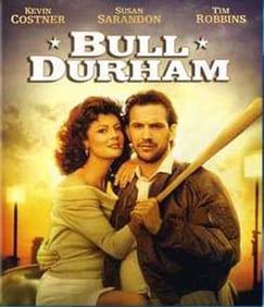 Bull Durham Blu-Ray cover