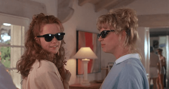casual sex? lea thompson victoria jackson