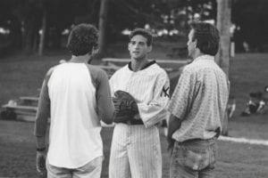 Dwier Brown Kevin Costner Phil Alden Robinson FIeld of Dreams
