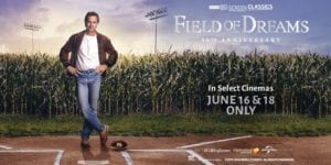 Field of Dreams ticket giveaway
