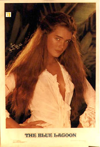 Brooke Shields The Blue Lagoon
