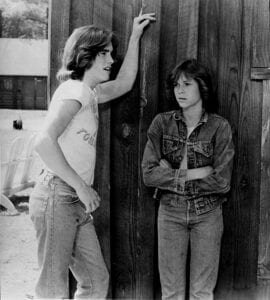 Matt Dillon Kristy McNichol Foxes