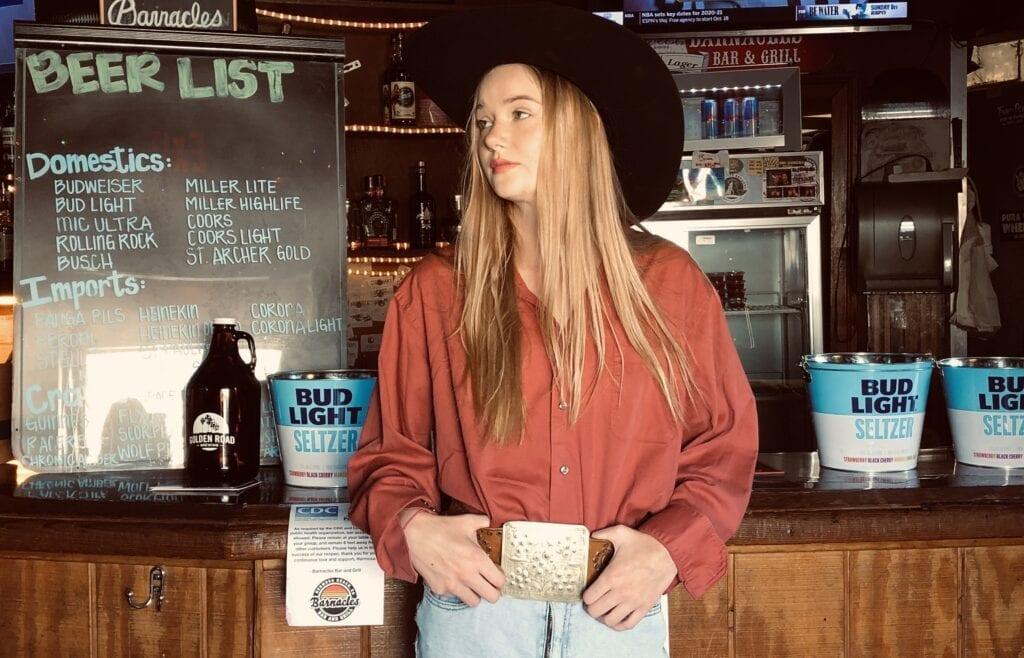 Riley Roberts Urban Cowboy