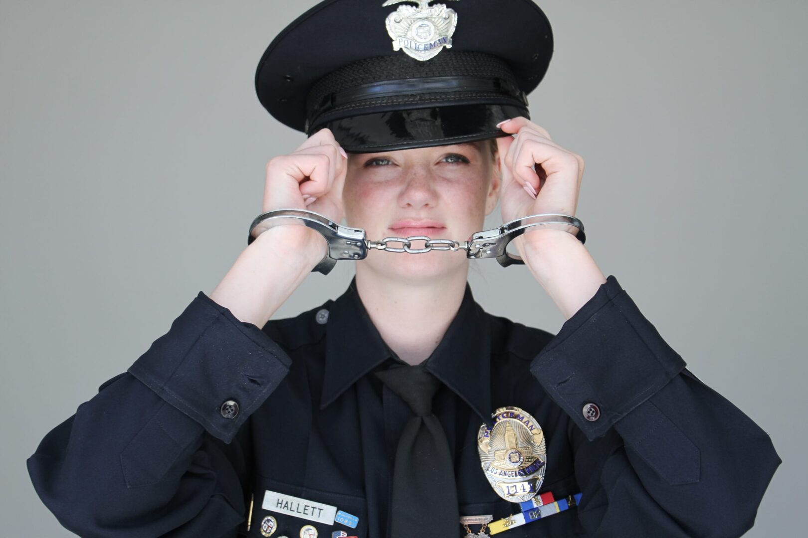 Riley Roberts Police Academy