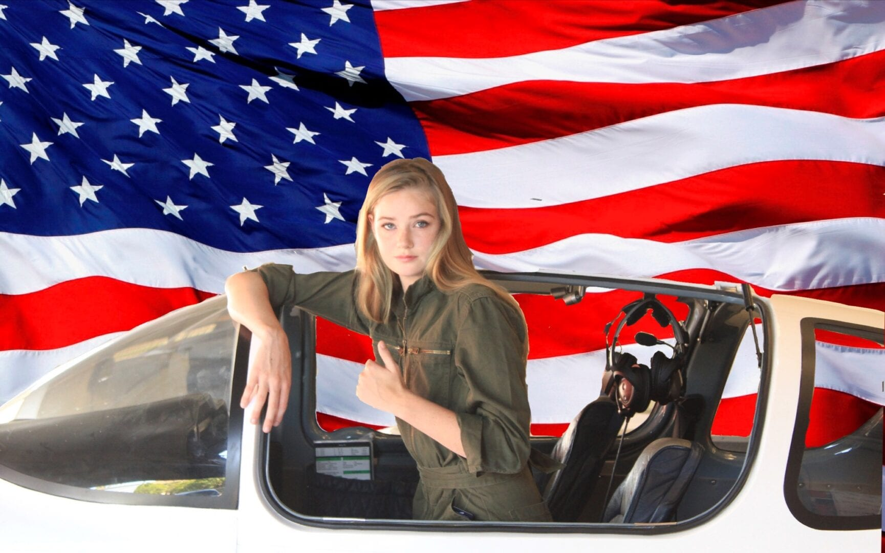 Top Gun Riley Roberts