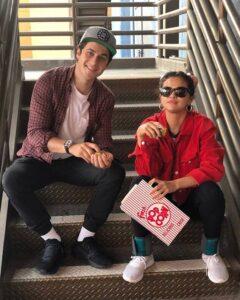 Selena Gomez and David Henrie filmmakers